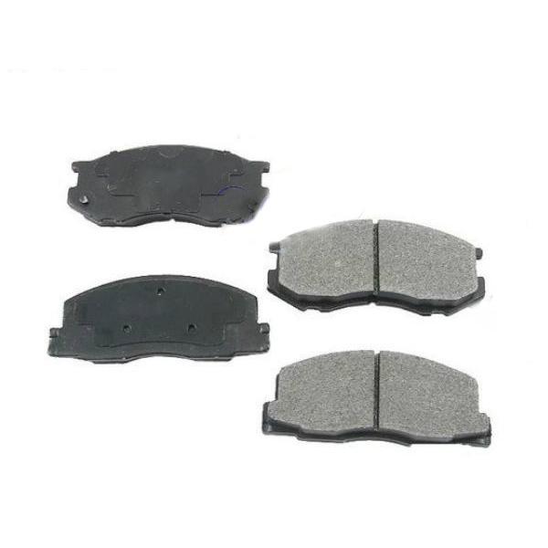 スズキ エブリィ(DA64V DA64W) キャリィ(DA63T DA65T) ラパン(HE21S HE22S) ワゴンR(MH23S MH22S MH21S) フロント ブレーキパッド 左右セット 55810-68H00
