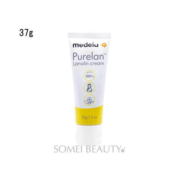 メデラ MEDELA ピュアレーン 100 乳頭用クリーム 37g並行輸入品