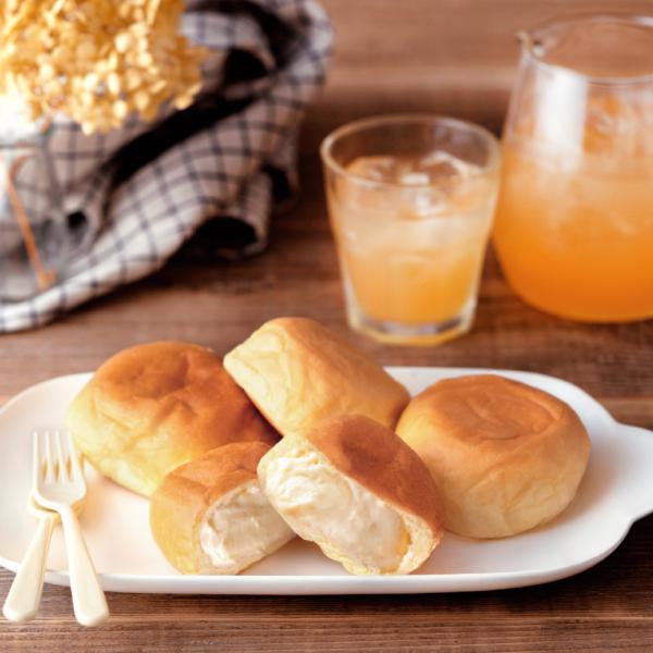 敬老の日 プレゼント (送料無料)八天堂 プレミアムフローズン くりーむパン(12個)(メーカー直送)*d-M-HTCPYG12* somurie 03