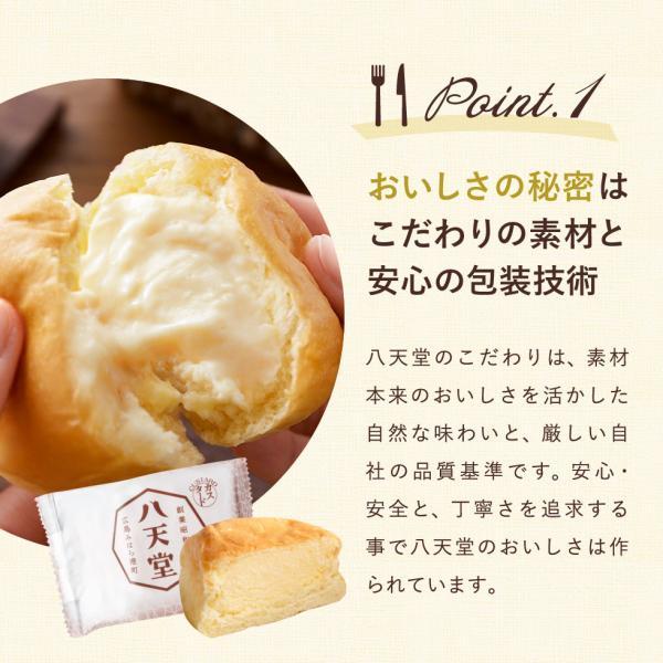 敬老の日 プレゼント (送料無料)八天堂 プレミアムフローズン くりーむパン(12個)(メーカー直送)*d-M-HTCPYG12* somurie 04
