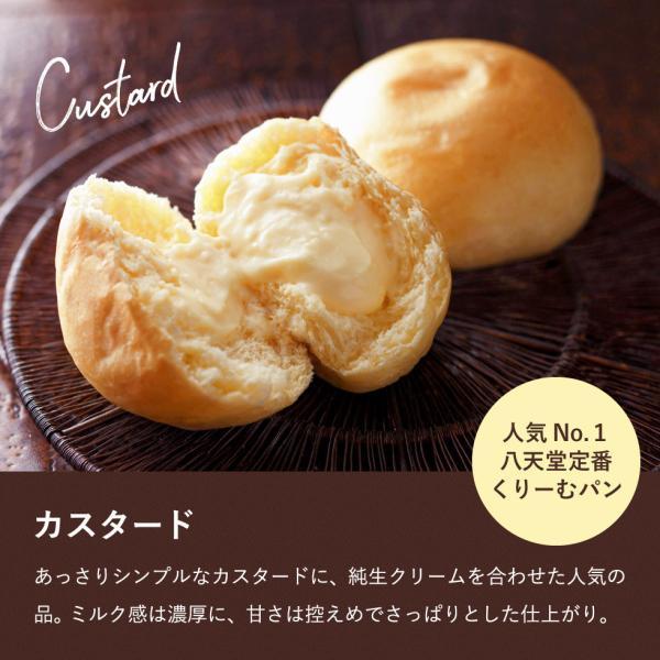 敬老の日 プレゼント (送料無料)八天堂 プレミアムフローズン くりーむパン(12個)(メーカー直送)*d-M-HTCPYG12* somurie 07