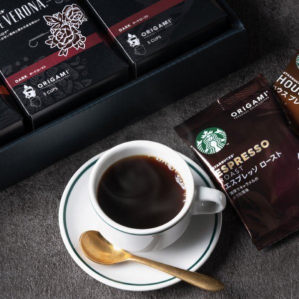 内祝い お返し スターバックス ギフト オリガミ ドリップコーヒー *z-M-SB-30E*|somurie|04