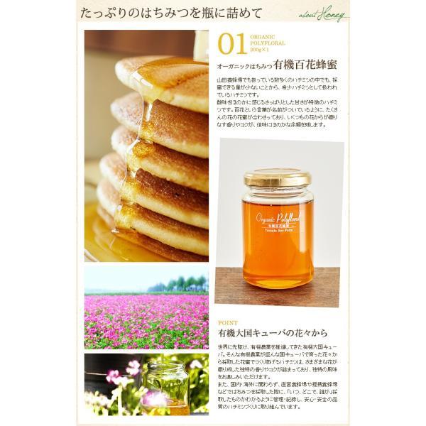 山田養蜂場 完熟はちみつギフト(42526)*o-Y-17-0502-032*|somurie|02