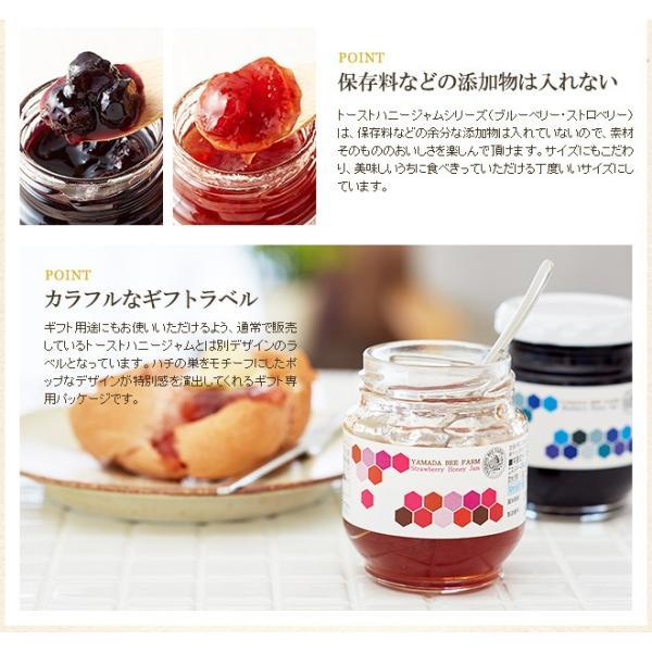 山田養蜂場 完熟はちみつギフト(42526)*o-Y-17-0502-032*|somurie|05