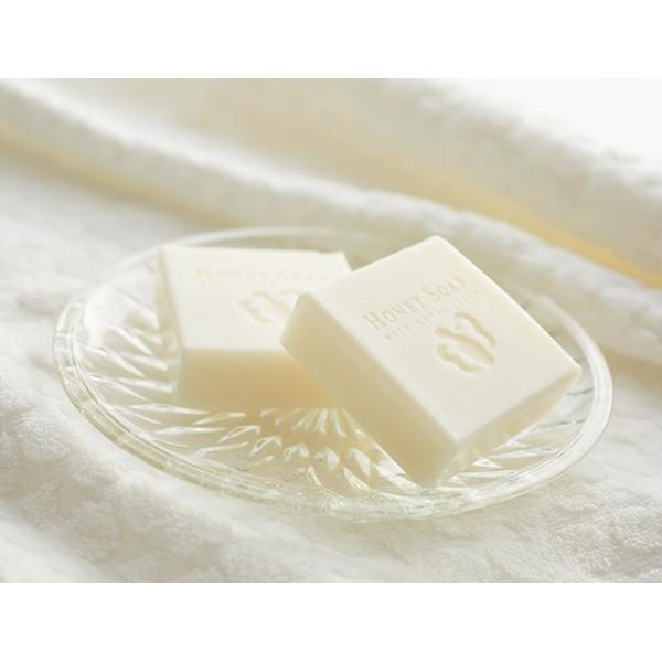 山田養蜂場のはちみつ石鹸(石けん・HONEY SOAP) 引き出物 出産内祝い 結婚内祝い 内祝い お返し ギフト*o-Y-17-0563-082*|somurie|02