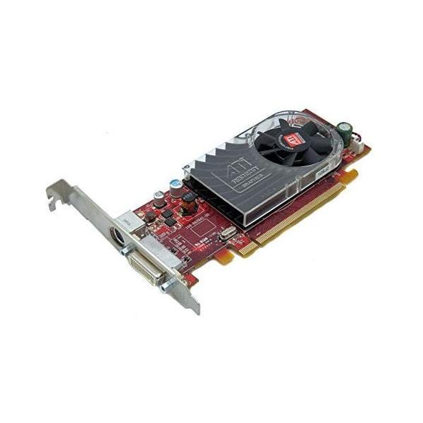 Pack of 2 Dell 0X398D ATI Radeon HD3450 Standard Profile 256MB DVI PCI-E Graphics Card 102B6291200