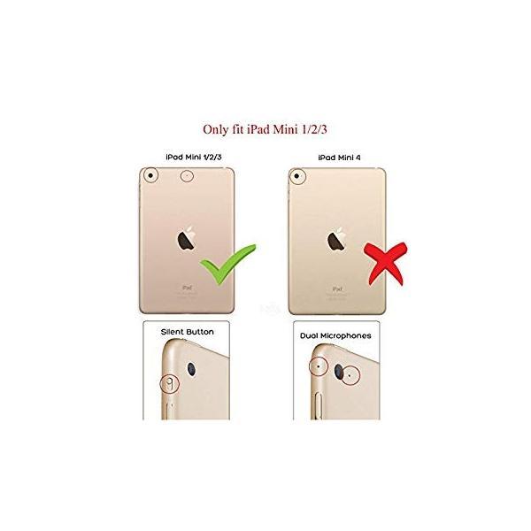送料無料 iPad Mini Case - LittleMax(TM) Synthetic Leather Auto Wake/Sleep Stand|sonanoa
