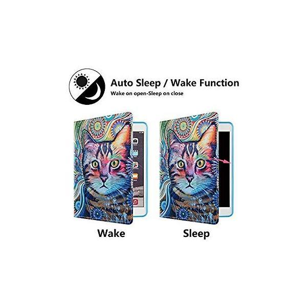 送料無料 iPad Mini Case - LittleMax(TM) Synthetic Leather Auto Wake/Sleep Stand|sonanoa|06