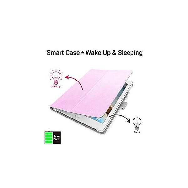 送料無料 iPad Pro 9.7 Inch Case, Cambond Slim Fit Auto Sleep/Wake Flip Case Cov|sonanoa