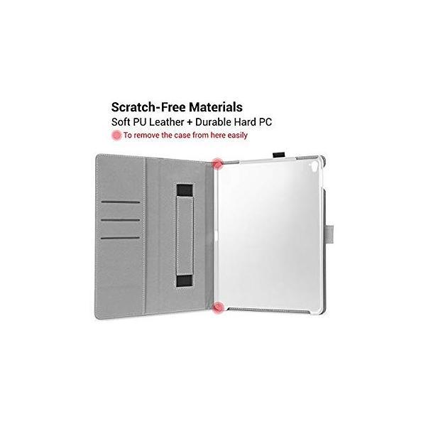 送料無料 iPad Pro 9.7 Inch Case, Cambond Slim Fit Auto Sleep/Wake Flip Case Cov|sonanoa|02
