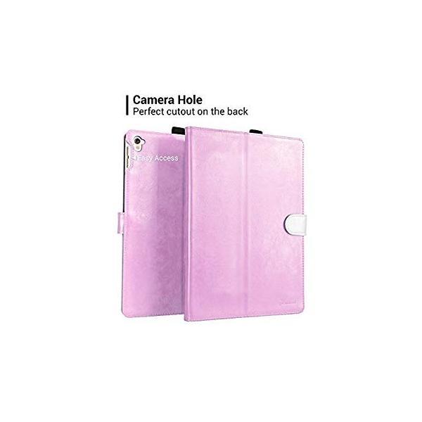 送料無料 iPad Pro 9.7 Inch Case, Cambond Slim Fit Auto Sleep/Wake Flip Case Cov|sonanoa|03