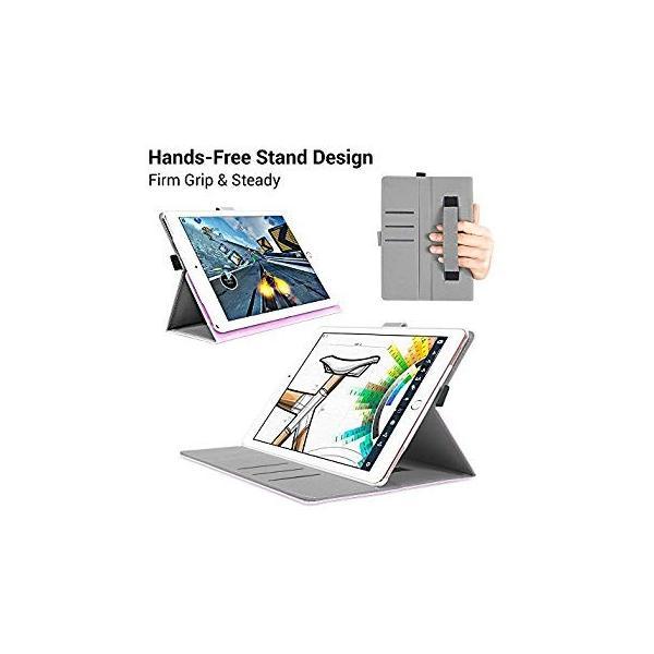 送料無料 iPad Pro 9.7 Inch Case, Cambond Slim Fit Auto Sleep/Wake Flip Case Cov|sonanoa|04