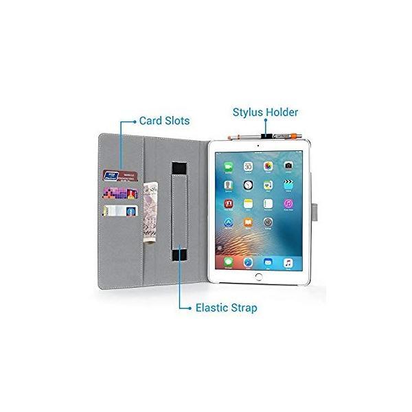 送料無料 iPad Pro 9.7 Inch Case, Cambond Slim Fit Auto Sleep/Wake Flip Case Cov|sonanoa|08