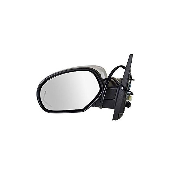 01-04  Toyota Tacoma Driver Side Mirror Replacement Chrome Power
