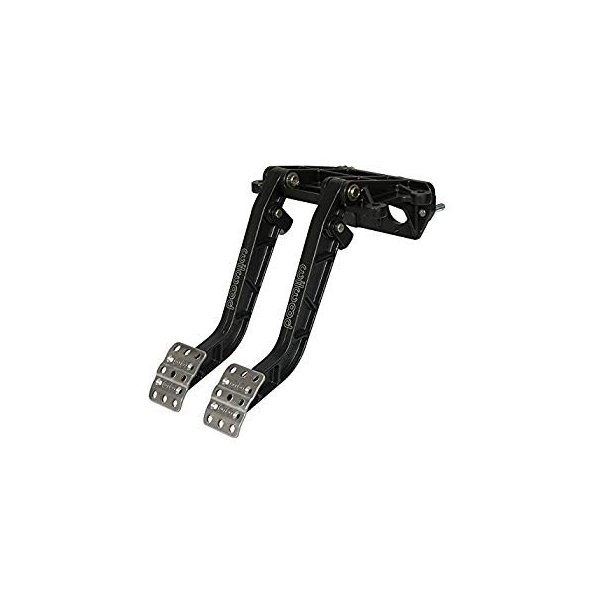 NEW FORWARD SWING MOUNT BRAKE PEDAL WITH MASTER CYLINDERS