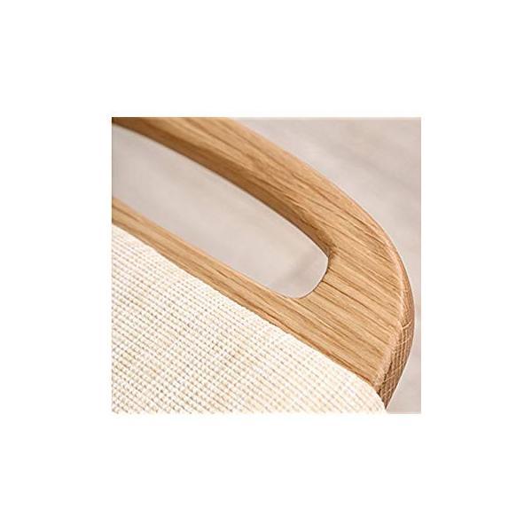 送料無料 ye Solid Wood Dressing Stool Oak Furniture Small Apartment Makeup Stoo|sonanoa|04