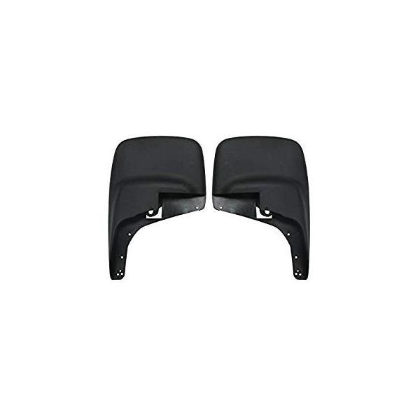 For 99-10 F250 F350 Ford 4PC Molded Splash Guards Mud Flaps w//o Wheel Lips Set