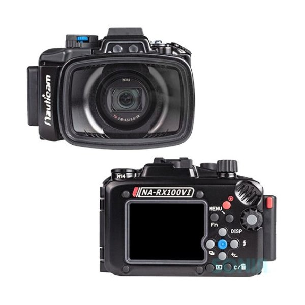 Nauticam(ノーティカム) 10429 NA RX100VI コンパクトカメラハウジング for Sony DSC-RX100M6