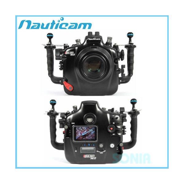 Nauticam(ノーティカム)10303/10304 NA 1DXMKII 3FG/S4FG 一眼レフカメラハウジング for Canon EOS-1D X Mark II