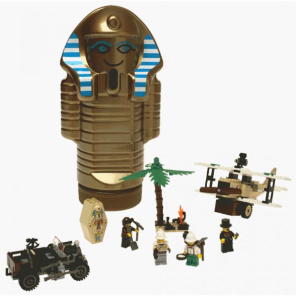 レゴ Lego Adventurers (Egyptian) 5909|sonicmarin