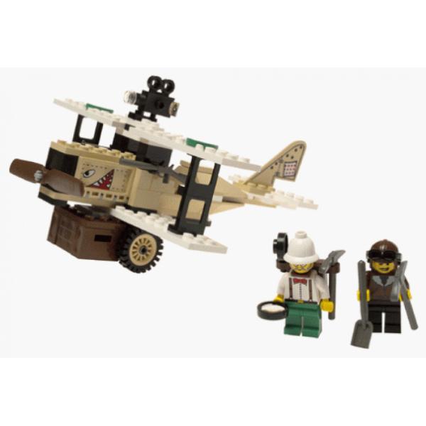 レゴ Lego Adventurers (Egyptian) 5909|sonicmarin|02
