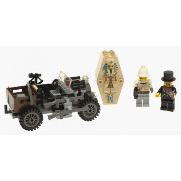 レゴ Lego Adventurers (Egyptian) 5909|sonicmarin|03
