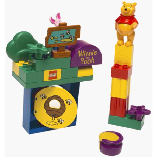 レゴ Lego Duplo Winnie the Pooh Honey Hunt 2984|sonicmarin