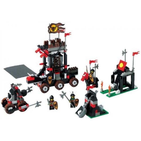 レゴ Lego Knights Kingdom Set #6096 Bull's Attack sonicmarin