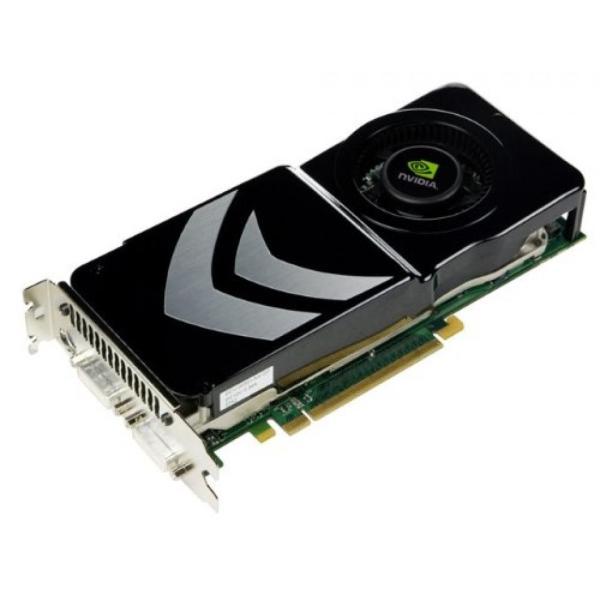 グラフィックカード グラボ GPU HP 488877-001 NVIDIA GeForce 8800 GTS 512MB graphics card - Must be paired with another GeForce 8800 GTS 512 MB to