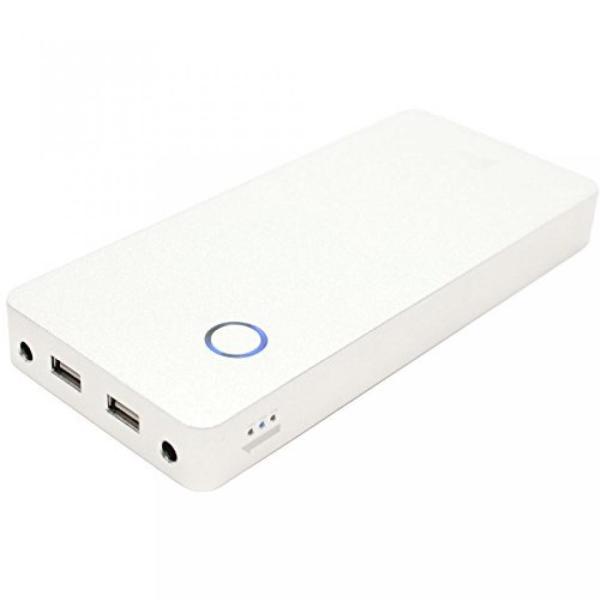 電源 Fujifilm FinePix S20 Pro Portable Charger - External Battery Pack (Dual USB Power Bank, 18000mAh, 1x DC Output, 2x USB Output)