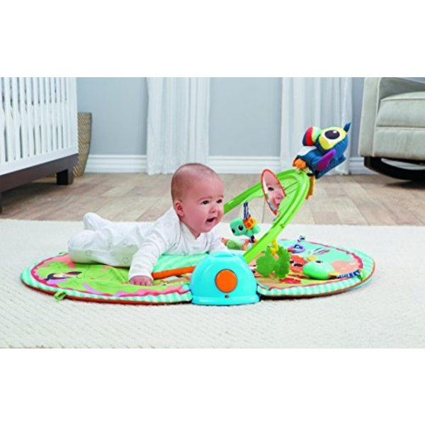 幼児用おもちゃ Little Tikes Baby - Good Vibrations Deluxe Activity Gym - with Bag|sonicmarin|05