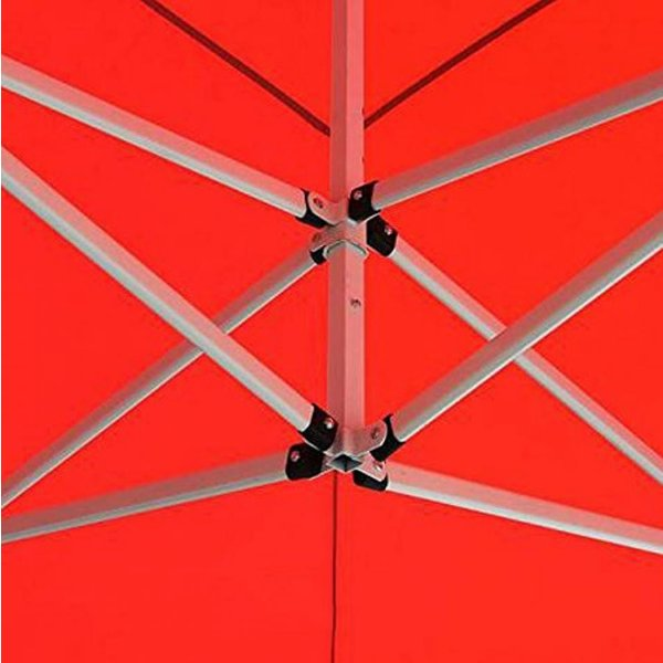 テント New Leaf 10x10 Easy Pop Up Tent Instant Shelter (Red) sonicmarin 05