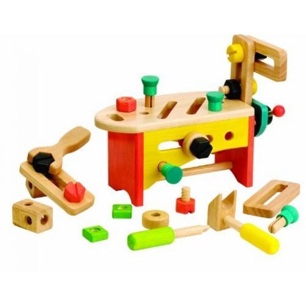 幼児用おもちゃ Voila S707 Tool Box Set Baby Toy by Voila sonicmarin