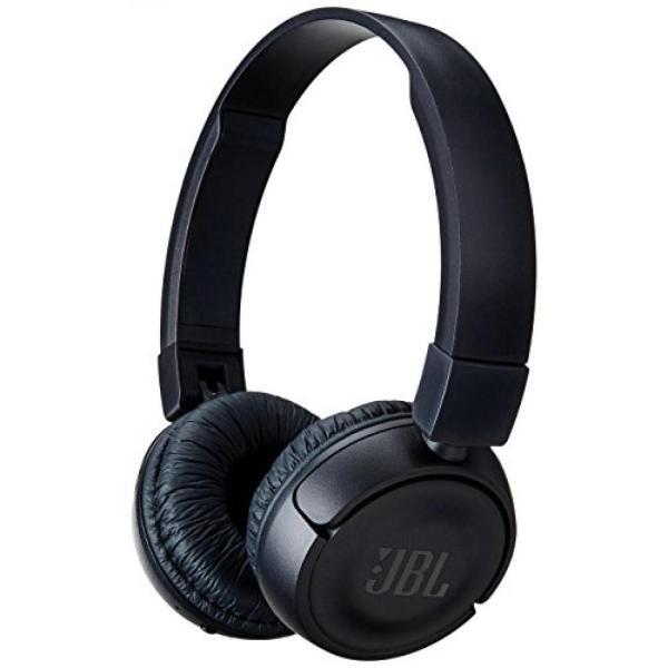 ブルートゥースヘッドホン JBL Pure Bass Sound Bluetooth T450BT Wireless On-Ear Headphones Black|sonicmarin