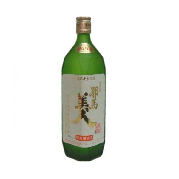 耶馬美人 純米焼酎 吟醸 720ml 専用化粧箱入り 旭酒造 |sonoda-sake|03