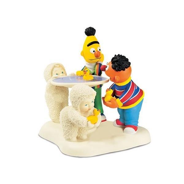 Department 56 Snowbabies Rubber Duckie Have Some Fun Figurine|sonon2