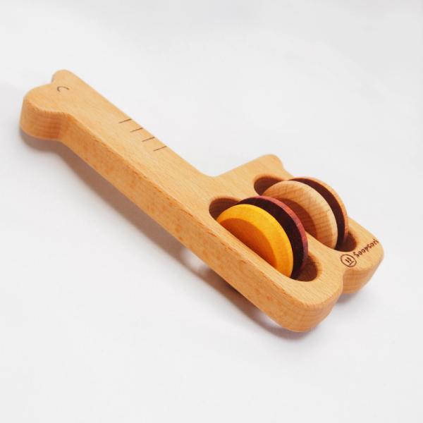 木のおもちゃ 赤ちゃん  幼児楽器おもちゃ3個セット  ベビー  1歳 2歳 知育玩具 リズム遊び 音の鳴るおもちゃ 誕生日 ギフト スプソリ|soopsori|05
