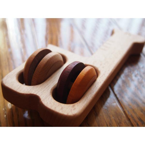 木のおもちゃ 赤ちゃん  幼児楽器おもちゃ3個セット  ベビー  1歳 2歳 知育玩具 リズム遊び 音の鳴るおもちゃ 誕生日 ギフト スプソリ|soopsori|06