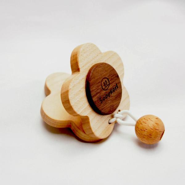 木のおもちゃ 赤ちゃん  幼児楽器おもちゃ3個セット  ベビー  1歳 2歳 知育玩具 リズム遊び 音の鳴るおもちゃ 誕生日 ギフト スプソリ|soopsori|07