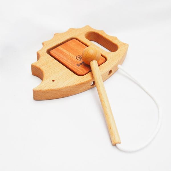 木のおもちゃ 赤ちゃん  幼児楽器おもちゃ3個セット  ベビー  1歳 2歳 知育玩具 リズム遊び 音の鳴るおもちゃ 誕生日 ギフト スプソリ|soopsori|10