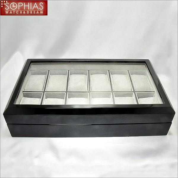 GEORGIO FELLINI B245 ジョルジオフェリーニ 腕時計収納ケース ボックス型 10本収納