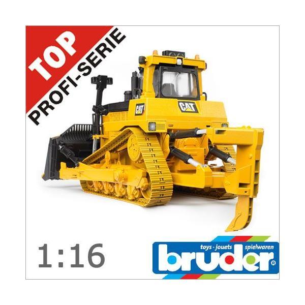 bruderブルーダープロシリーズ02452CATメガトラクター1/16