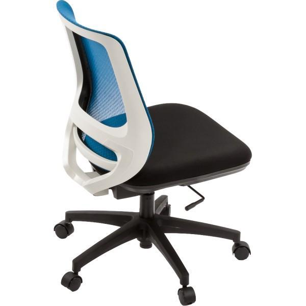 オフィスチェア 肘無し メッシュ シートロッキング 上下昇降 事務椅子 メッシュチェア 業務用 オフィス家具 GS210-M2 東洋工芸 法人限定