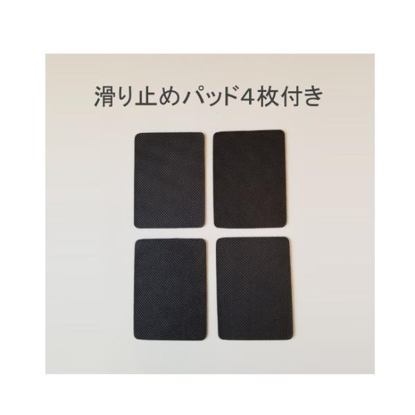 ばんばんマット 4段フォルダマット 子供用プレイマット騒音防止 安全 生活防水 100×180×4cm 滑り止めパッド(4枚)付き|soramame-system|12