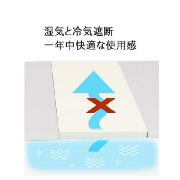 ばんばんマット 4段フォルダマット 子供用プレイマット騒音防止 安全 生活防水 100×180×4cm 滑り止めパッド(4枚)付き|soramame-system|10