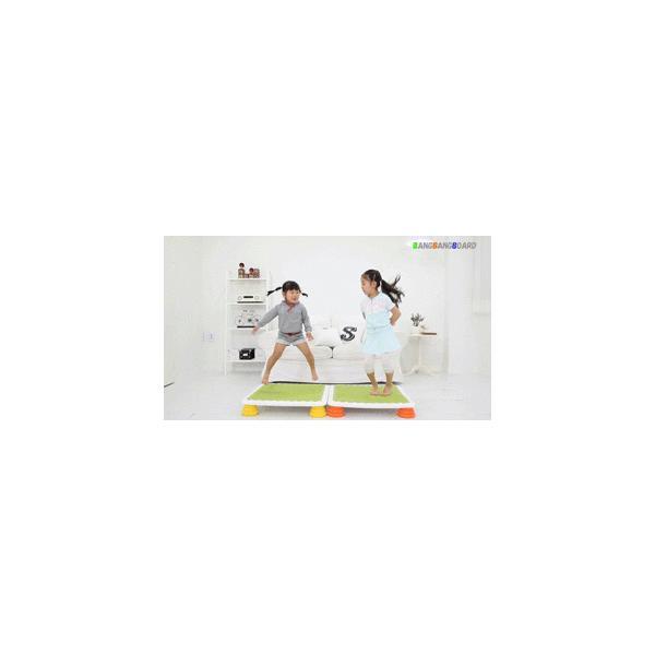 家庭用トランポリン 子供 バンバンボード 安全 静音 室内 マンション エクササイズ 体幹 バランス ダイエット 収納 男 女 クリスマス プレゼント 送料無料|soramame-system|10