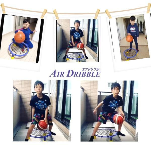 エアドリブル 最新版 バスケ ドリブル練習 室内 静か 低騒音 自主練 リビング Air Dribble おすすめ トレーニング お祝い 誕生日 プレゼント|soramame-system|03