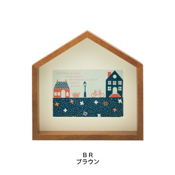 家族写真が可愛く飾れる フース ハウスフォトフレーム シングル横|soranew|02
