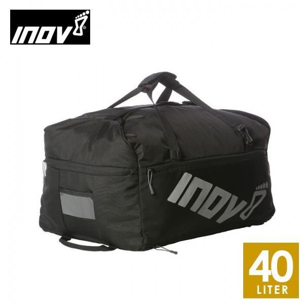 INOV8 イノヴェイト ALL TERRAIN KIT BAG ショルダーバッグやバックパックになる2wayキットバッグ(40L) 【トレイルランニングシューズ トレイルラン トレラン