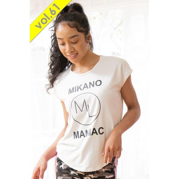 MIKANO ミカノ MIKALANCE ミカランセ エアリーTシャツ V61 61734【フィットネス ウェア】